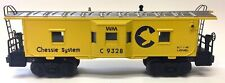 LIONEL 9328 CHESSIE BAY WINDOW CABOOSE - MINT/BOXED