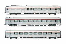 HS Jouef HJ4122 TEE-Set dreiteilig  Reisezugwagen des Typs Mistral 69 SNCF