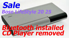 INTEGRATED BLUETOOTH With BOSE LIFESTYLE 20 - CD Player Removed