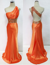 BETSY & ADAM Coral Formal Prom Evening Gown 2 - $200 NWT