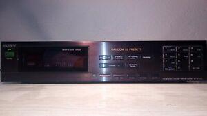 Tuner Sintonizzatore Stereo Sony