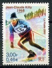 TIMBRE FRANCE NEUF N° 3315 ** LA FRANCE / SKI / SKIEUR JEAN CLAUDE KILLY