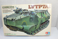 mb1195, Alter Tamiya 35136 U.S.Marine LVTP7A1 mint BOX 1:35 Bausatz Kit