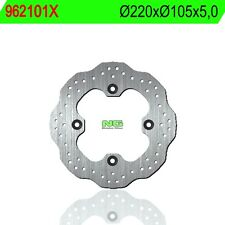 962101X DISCO FRENO NG Posteriore HONDA VTR SP01/SP02 (RC 51) 1000 00-04