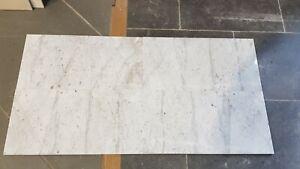 Carrara CD Polished Marble natural  stone wall + floor tile - tile Sample