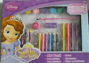 Sofia the First Art Pack