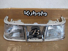 HEADLIGHTS WITH LAMPS ORIGINAL KUBOTA GB16 / GB18 / GB20