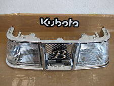 HEADLIGHTS WITH LAMPS ORIGINAL KUBOTA GB16 / GB18 / GB20