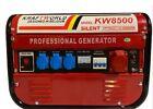 KW8500 Stromerzeuger Stromgenerator Generator Notstromaggregat  kraftworld