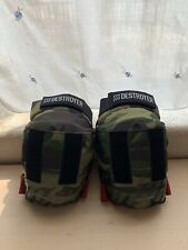 Destroyer Combat Ready Knee Pads Medium See Pics For Details