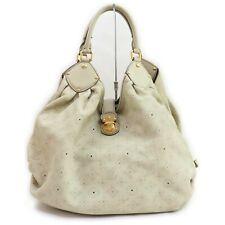 Louis Vuitton Hand Bag M93119 MahinaXL Beiges Mahina 1709690