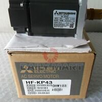 Mitsubishi HF-KP43 HFKP43 AC Servo Motor 400W Original New in Box Free Ship