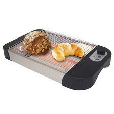 Flach Toaster  Tischröster Grill Edelstahl 600 W