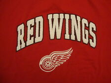 NHL Detroit Red Wings Hockey T SHIRT XL