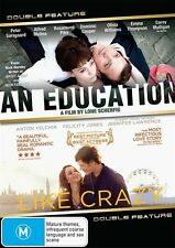 A Eductionn / Like Crazy NEW R4 DVD