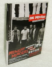 One Direction Midnight Memories The Ultimate Edition Taiwan CD+28P w/OBI 18-trk