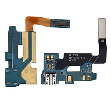 Samsung N7100 , Note2 Usb Charging Connector Block Port flex Cable With Mic