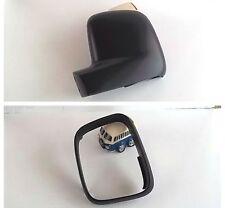 VW WING MIRROR -DOOR MIRROR CAP CASING TRIM PLASTIC - TRANSPORTER T5 CADDY -LEFT