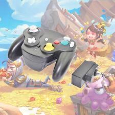 Controlador Inalámbrico 2.4GHz + Receptor para Nintendo GameCube/Wii/Wii U Nuevo