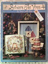 Between The Vines Vol 4 Jamie Mills Price Painting Pattern Book Birdhouse Bears