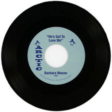 """BARBARA MASON  """"HE'S GOT TO LOVE ME""""  PREVIOUSLY UNRELEASED   NORTHERN SOUL"""