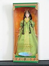 FAERIE QUEEN (Brunette) Barbie Legends of Ireland Platinum Label NRFB RARE