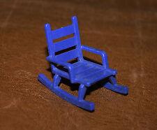Playmobil country rocking chair bleu 4207
