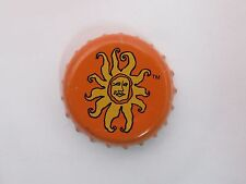 BEER Bottle Crown Cap ~<>~ BELL'S Brewery Oberon Wheat Ale ~ Galesburg, MICHIGAN