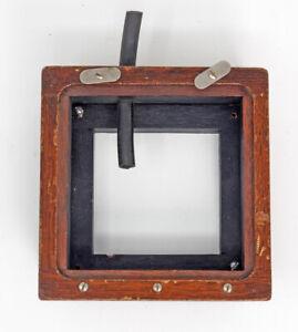 Baby Deardorff 3 ½ Inch Lens Board For Packard Shutter