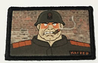 Sgt Hatred Funny Morale Patch Tactical Military Flag USA Venture Brothers Funny
