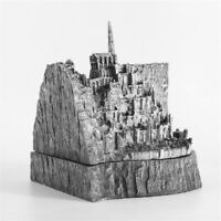 Lord of The Rings Minas Tirith Capital of Gondor Ashtray Resin Desktop Statue