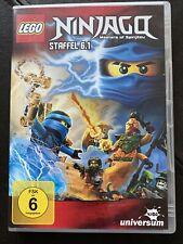 DVD-LEGO Ninjago - 6.1 (2016)