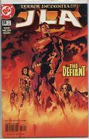JLA 1997 series # 58 very fine comic book