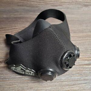 Training Mask 2.0 Blackout Mask, Black - One Size