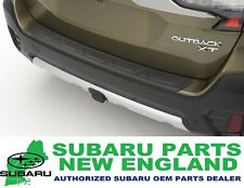 Genuine OEM 2020 Subaru outback Rear Bumper Cover E771SAN100