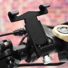 Alu Metall Fein Fahrrad Handy Halterung Bike Navi MTB Motorrad Universal