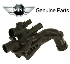For Mini Cooper R55 R56 Coolant Thermostat w/ Housing Genuine 11-53-8-699-290