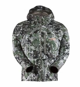 Sitka Forest Downpour Hunting Jacket-XL