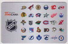 Tim Hortons NHL Gift Card