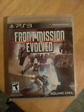 Front Mission Evolved (Sony PlayStation 3, 2010)