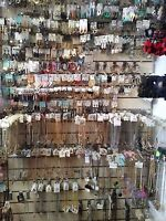Assorted Selection of Women's Costume Jewellery Girls Brand New Stock Wholesale