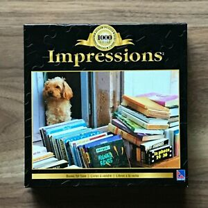 Impressions BOOKS FOR SALE 1000 Pieces Jigsaw Puzzle