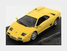 Lamborghini Diablo Vt 2000 Yellow EDICOLA 1:43 EDLAMBCOLL012