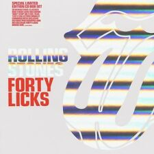 The Rolling Stones - Forty Licks Special Ltd, BOX -  2 CDs