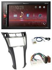 Pioneer 2DIN MP3 AUX USB Bluetooth Autoradio für Toyota Yaris (2007-2011)