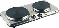 Maxim Portable Single Cooktop & Hotplate Stainless Steel Finish