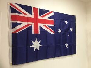 Australia National Team Soccer Supporters Flag