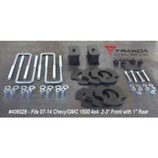 "406028 Lift Kit Coil Over Front/Leaf Spring Rear - Front 2.5"" Rear 1"" Traxda"