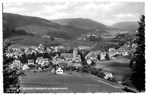 AK, Klosterreichenbach Schwarzw., Gesamtansicht, 1962