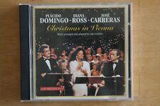 Plácido Domingo* ·  Diana Ross ·  José Carreras  – Christmas In Vi   (Box C568)